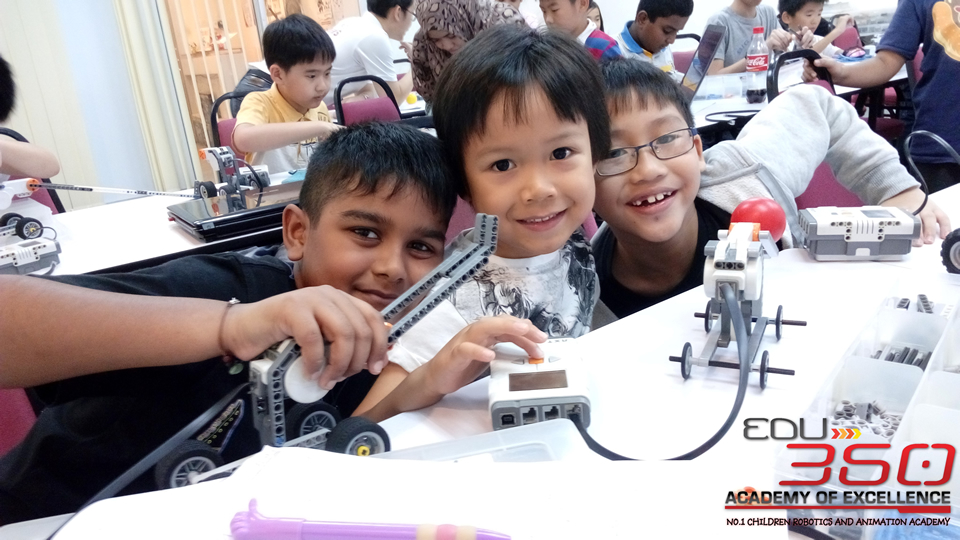 kids learning centre for lego robotics mindstorms class stem lesson